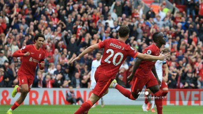Liverpool Jaga Marwah Anfield, Manchester City Pesta Gol, Ini Hasil Lengkap Liga Inggris