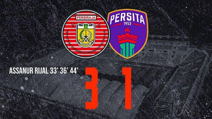 Hasil Piala Menpora - Persiraja Banda Aceh Bantai Persita Tangerang, Torres Aceh Hattrick