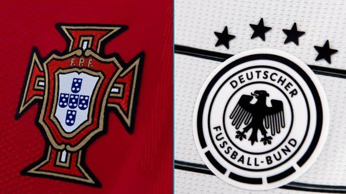 Hasil Euro 2020 Portugal vs Jerman, Der Panzer Unggul Sementara 2-1 Lewat Gol Bunuh Diri Guerreiro