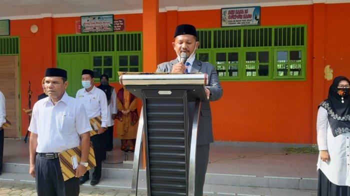 Upacara Hardiknas di Aceh Besar, Silahuddin Sebutkan 5 Hal Mewujudkan Pendidikan Maju & Berkualitas
