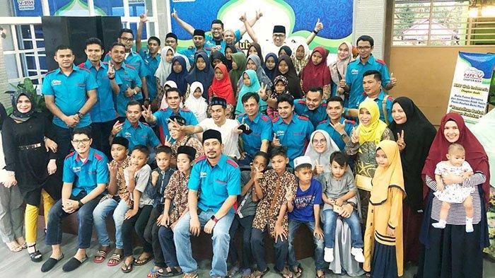 HR-V Club Indonesia Chapter Aceh Gelar Buka Bersama dan Santuni Yatim