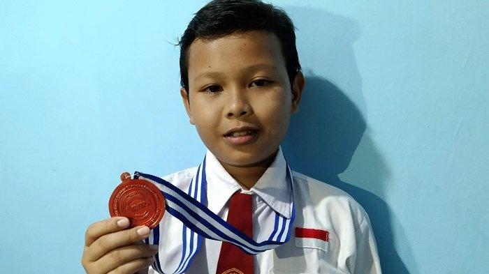 Lima Siswa Aceh Raih Medali