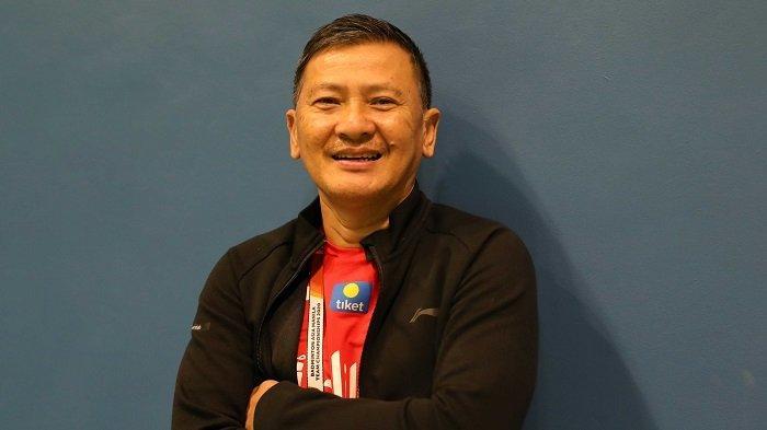 Kepala Pelatih Tunggal Putra Indonesia Hendry Saputra Berstatus PDP Covid-19