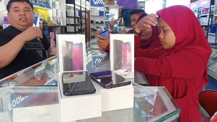 Ini Deretan Smartphone Paling Laris di Kota Subulussalam, Oppo Merajai