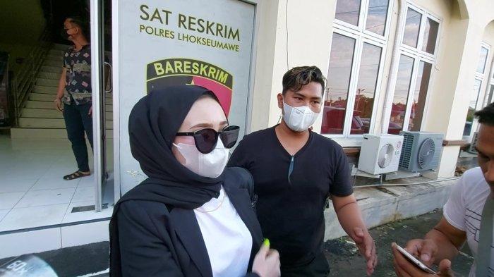 Dicecar 30 Pertanyaaan Selama 8 Jam Soal Kerumunan, Herlin Kenza Selebgram Aceh Komentar Begini