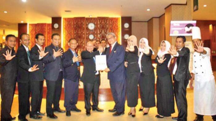 Kini Hermes Palace Hotel Menjadi Bintang 5 Serambi Indonesia