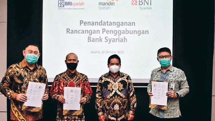 Tiga Bank Syariah Lakukan Merger, Lahirkan PT Bank Syariah Indonesia