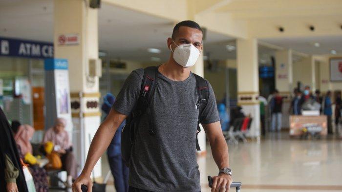 Pemain Asing Kedua Persiraja, Leo Lelis Tiba di Aceh, Segera Diperkenalkan ke Publik