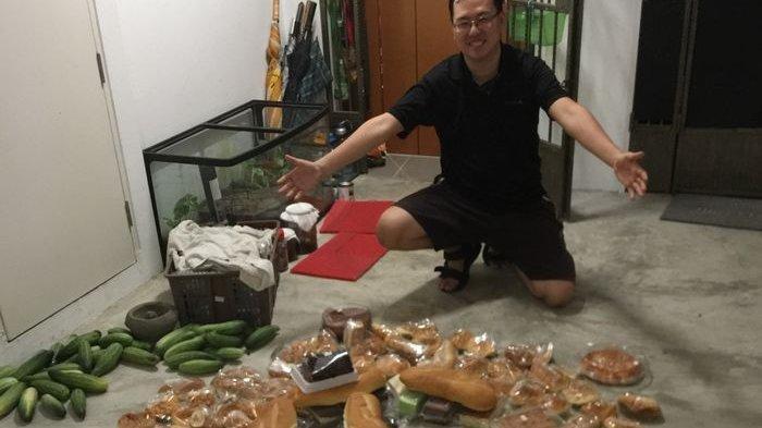 Hidup Hemat Ala Daniel Tay, Uang Rp 100 Ribu untuk Kebutuhan Hidup Selama Satu Tahun