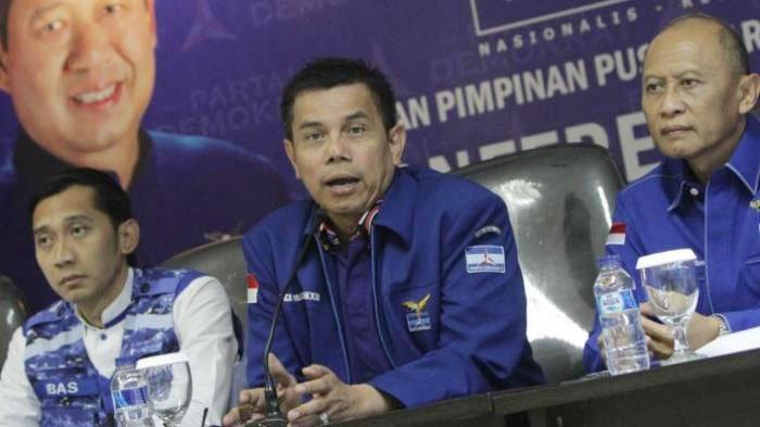 Tak Dapat Jatah Menteri dari Jokowi, Ini Pernyataan Partai Demokrat dan Rencana Pidato Politik SBY