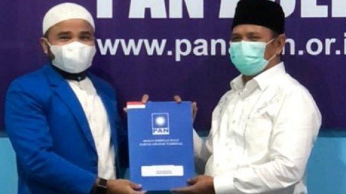 Pimpin DPD PAN Agara, HM Hatta Bulqaini Siap Maju Pilkada 2024
