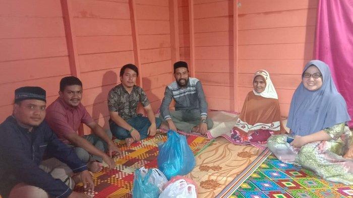 HMI bagi Paket Ramadhan kepada Duafa