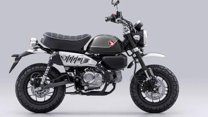Honda Monkey Tampil Lebih Stylish