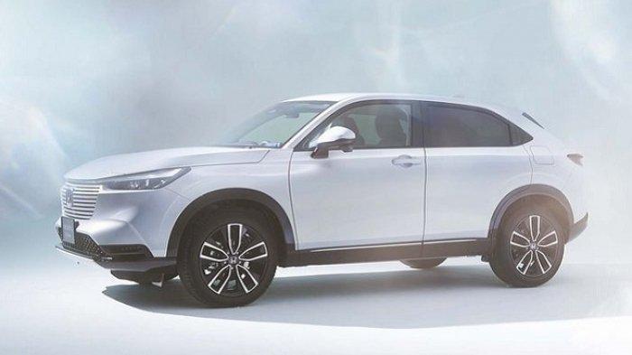 Honda Tetap Optimis dengan HR-V Model Lawas, Walau Model Baru Sudah Meluncur di Jepang
