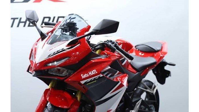 Capella Honda Perkenalkan All New CBR150R