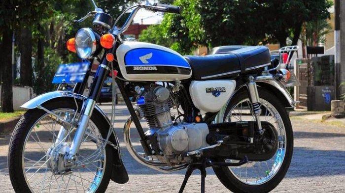 Motor Klasik Honda CB Gelatik Jadi Buruan Kolektor, Dibandrol dari Rp 8 Jutaan Sampai Rp 20 Jutaan