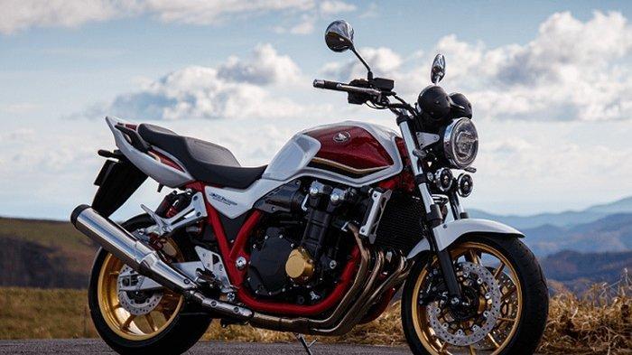 Honda CB1300 Super Four Model 2021Dibandrol Rp 260 Jutaan, Setara Mobil Yaris