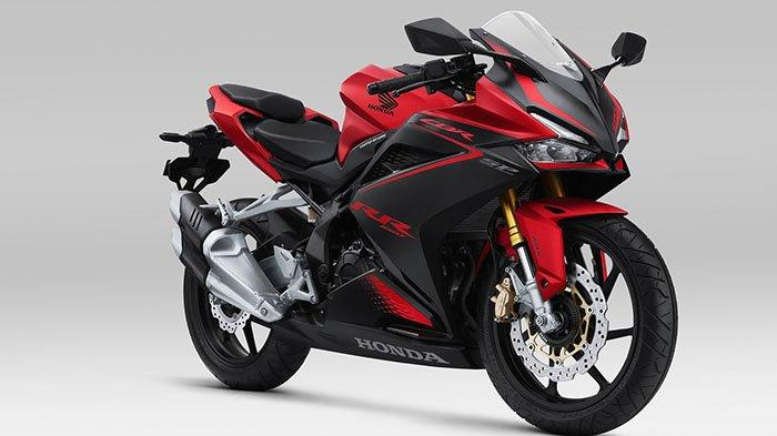 Honda CBR250RR Tampil Baru dengan Varian Bravery Red Black