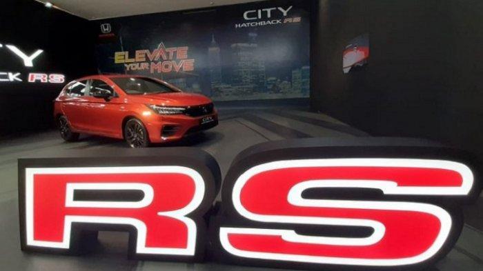 Desain Honda City Hatchback RS Lebih Sporty dan Agresif, Ini Ulasannya