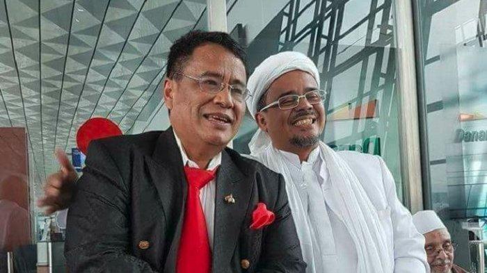 Hotman Paris Sebut Habib Rizieq Ngefans dengan Dirinya, Bocorkan Momen Ini saat di Bandara