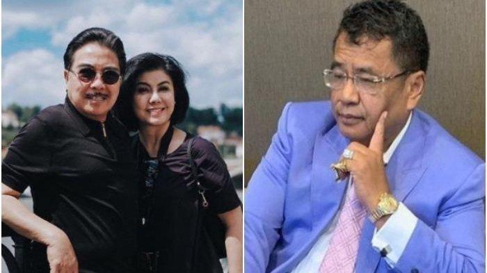 Ogah Rujuk, Hotman Paris Ungkap Desiree Tarigan Siap Berdamai dengan Hotma Sitompul
