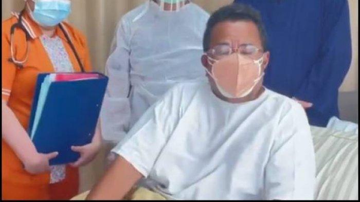 Kronologi Hotman Paris Dirawat di Rumah Sakit karena DBD, Begini Kondisinya Sekarang