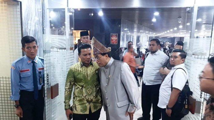 Menhub Budi Karya Sumadi kembali Aktif, HRD Harap Koordinasi Perhubungan Lebih Optimal