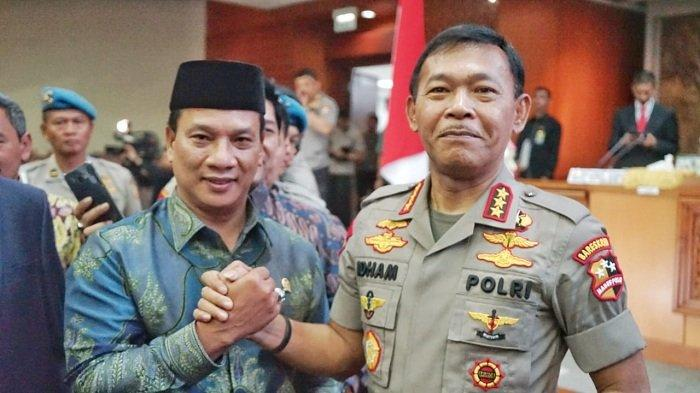 HRD: Dukung Langkah Kapolri Idham Azis Rekrut Santri dan Lulusan Madrasah jadi Polisi