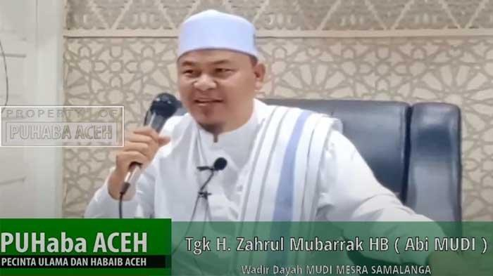 Hukum Mendapatkan Uang dari YouTube dan vTube, Begini Penjelasan Abi MudiMesra Samalanga
