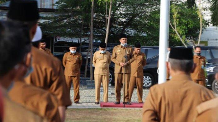 Hari Pertama Masuk Kantor, Kehadiran ASN Kemenag Aceh Capai 99 Persen
