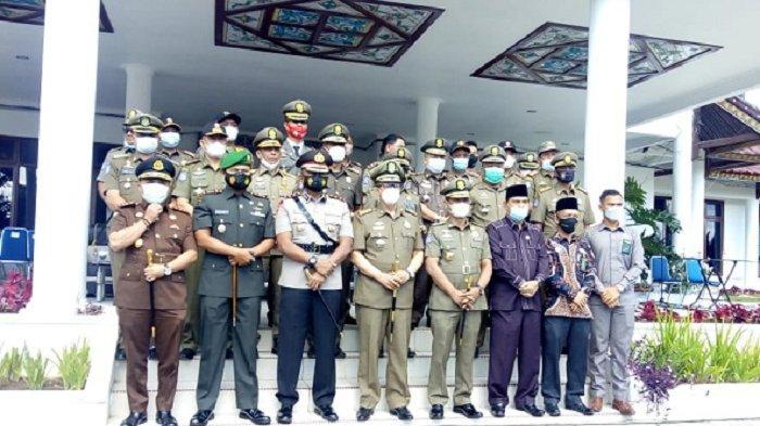 HUT Satpol PP/WH dan Linmas Wilayah AcehBerlangsung di Gayo Lues