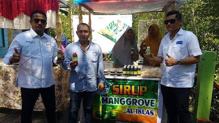 Gerai Mangrove Center Diluncurkan di Kawasan Hutan Mangrove Langsa