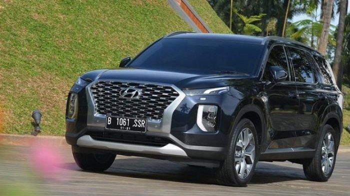 SUV Premium Hyundai Palisade Coba Saingi Fortuner dan Pajero Sport