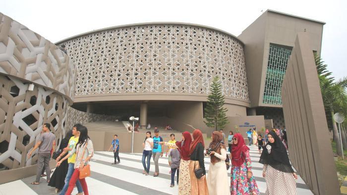 Museum Tsunami Ekspresikan Kearifan Lokal