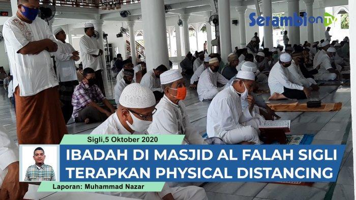 Catat! Masjid Al Falah Sigli Adakan Qiyamullail pada 10 Hari Terakhir Ramadhan, Mulai Malam Ini
