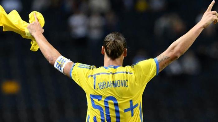 Pensiun Sejak 4 Tahun Lalu, Zlatan Ibrahimovic Tiba-tiba Beri Sinyal Kembali ke Timnas
