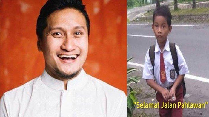 Ibu Muda Diperkosa dan Anaknya Dibunuh di Aceh Timur, Arie Untung: Semoga jadi Ahli Surga Adikku