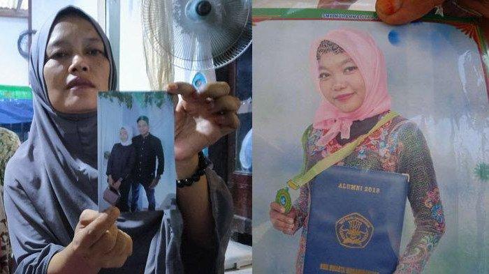Riska Fitria Tewas Dibunuh Oknum Polisi, Ternyata Berencana Menikah Tahun Ini, Tangis Sang Ibu Pecah