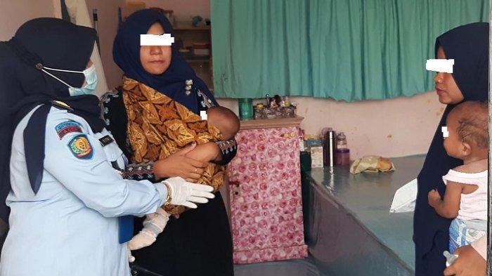 Dua Ibu Muda Bawa Bayi Jalani Hukuman di Lapas Perempuan Sigli, Ini Kasusnya
