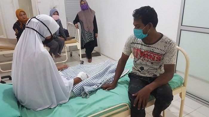 Korban Rudapaksa di Birem Bayeun Mulai Sehat, Bersama Suami Tinggal di Rumah yang Disewa Pak Keuchik