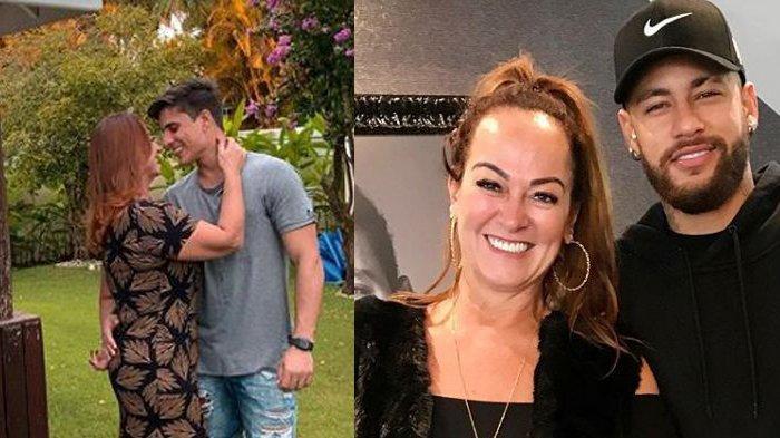 Sempat Putus, Ibu Neymar Kini Dikabarkan Kembali Menjalin Asmara dengan Pria 23 Tahun