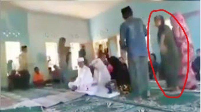 Viral, Pernikahan Dua Sejoli Ricuh, Ibu Mempelai Wanita Ngamuk Saat Akad, Diduga Tak diberi Tahu
