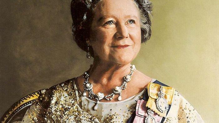 Ketika Istana Buckingham Dibom, Ibu Suri Elizabeth Sedang di Kamar Duduk, Ini Kisahnya