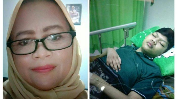 Ibu Hampir 2 Minggu Tinggalkan Rumah, Anak Terbaring Sakit Terus Memanggil Mamaknya