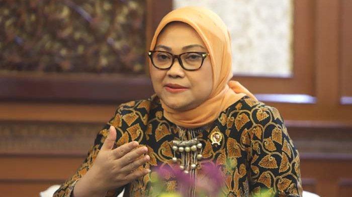 Ida Fauziah, Menteri Ketenagakerjaan