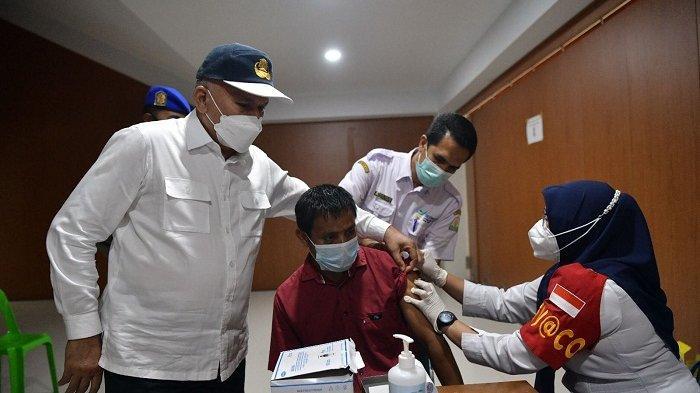 Sudah 78.723 Orang Ikut Vaksinasi Covid-19 di BACH