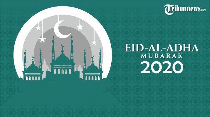 Daftar Kumpulan Ucapan Selamat Idul Adha 1441 H dalam Bahasa Inggris & Artinya, Cocok Dikirim ke WA