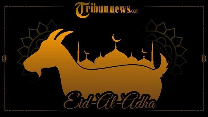 Kumpulan Gambar Kartu Ucapan Idul Adha 1441 H, Cocok untuk Update Status di Medsos