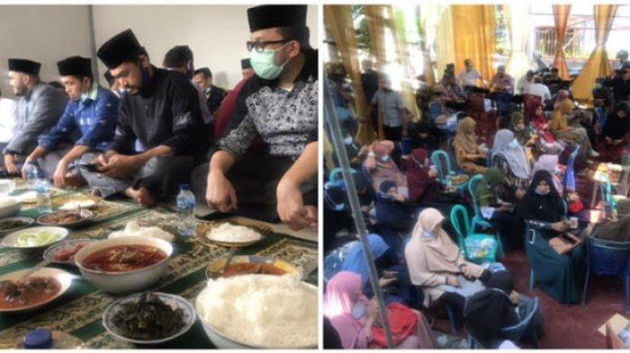 IKA-TSK Sumbar dan UPT Asrama Haji Padang Bersilaturahmi dengan Kafilah Aceh