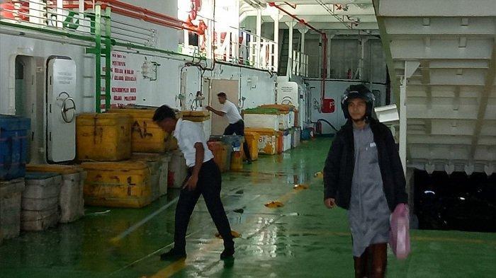 Ikan Hasil Tangkapan Nelayan Simeulue Dipasarkan ke Medan